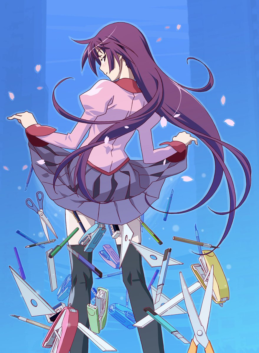 15 [Similar Anime] Like Bakemonogatari