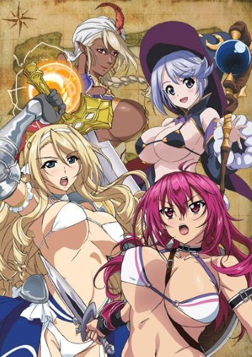 8 [Similar Anime] Like Bikini Warriors