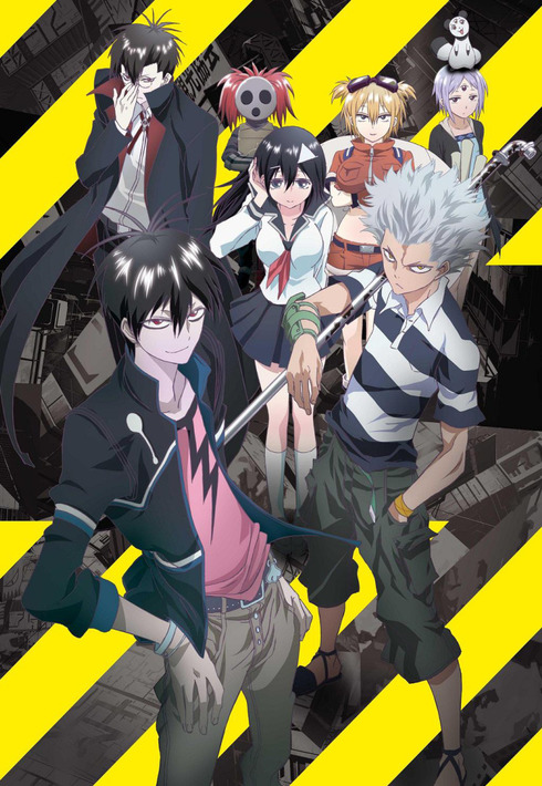 15 [Similar Anime] Like Blood Lad