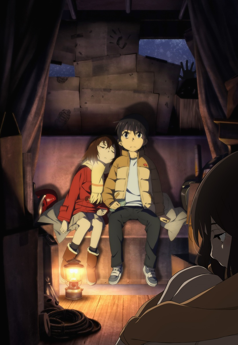 [10 Similar] Anime Like ERASED