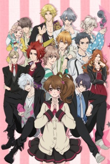 15 [Similar Anime] Like Brothers Conflict