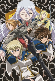 15 [Similar Anime] Like Chrome Shelled Regios