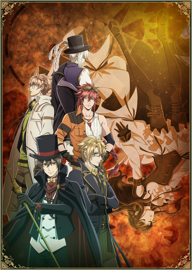 15 [Similar Anime] Like Code:Realize ~Guardian of Rebirth~