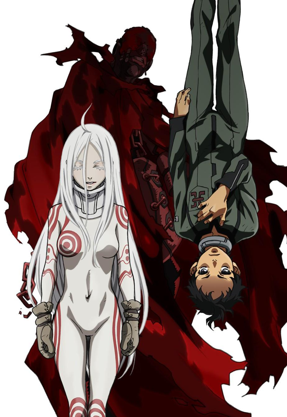 15 [Similar Anime] Like Deadman Wonderland