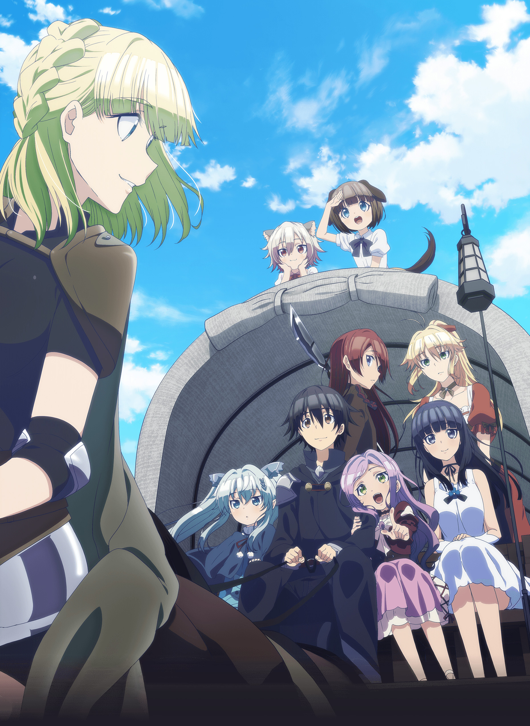 25 [Similar Anime] Like Death March to the Parallel World Rhapsody