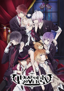 15 [Similar Anime] Like Diabolik Lovers