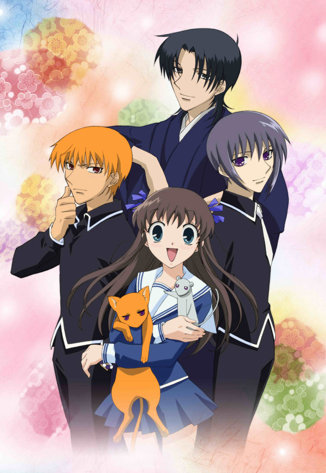 20 [Similar Anime] Like Fruits Basket 1st Season