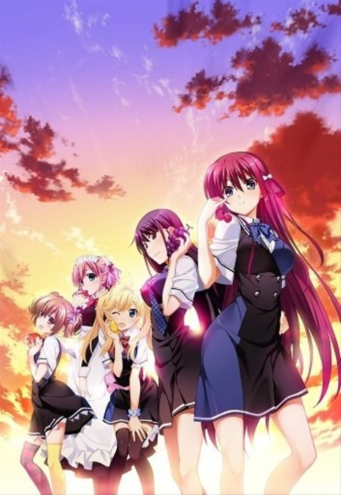15 [Similar Anime] Like The Fruit of Grisaia