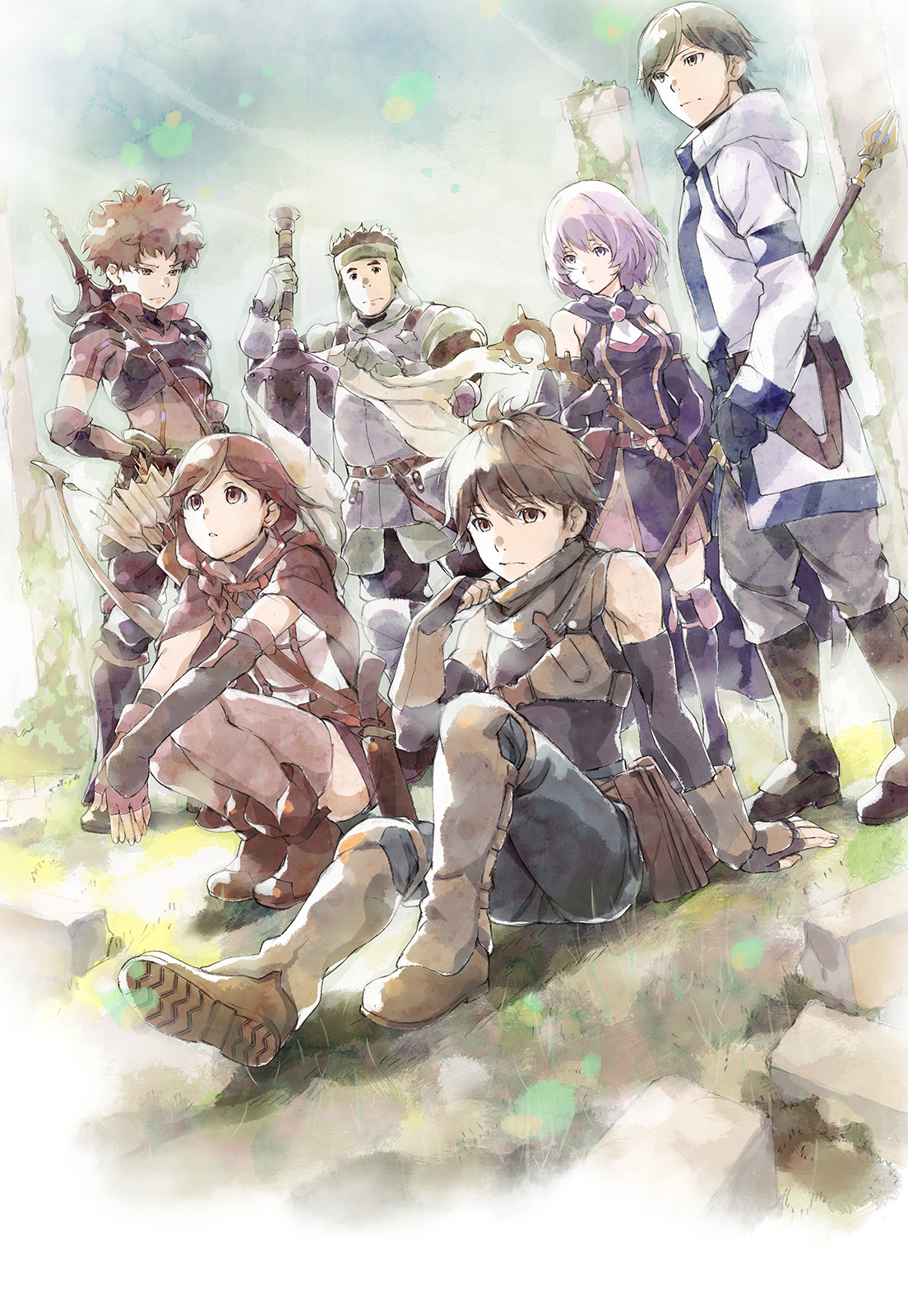 15 [Similar Anime] Like Grimgar: Ashes and Illusions