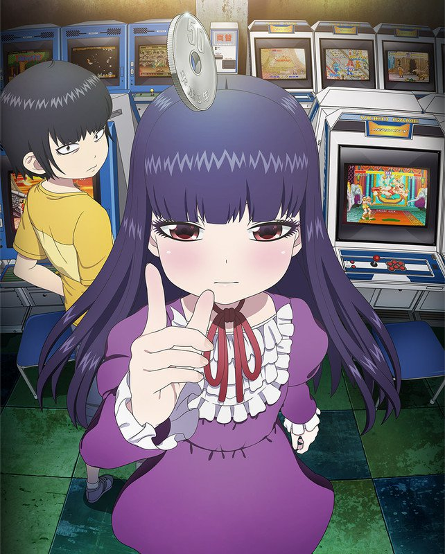 25 [Similar Anime] Like High Score Girl