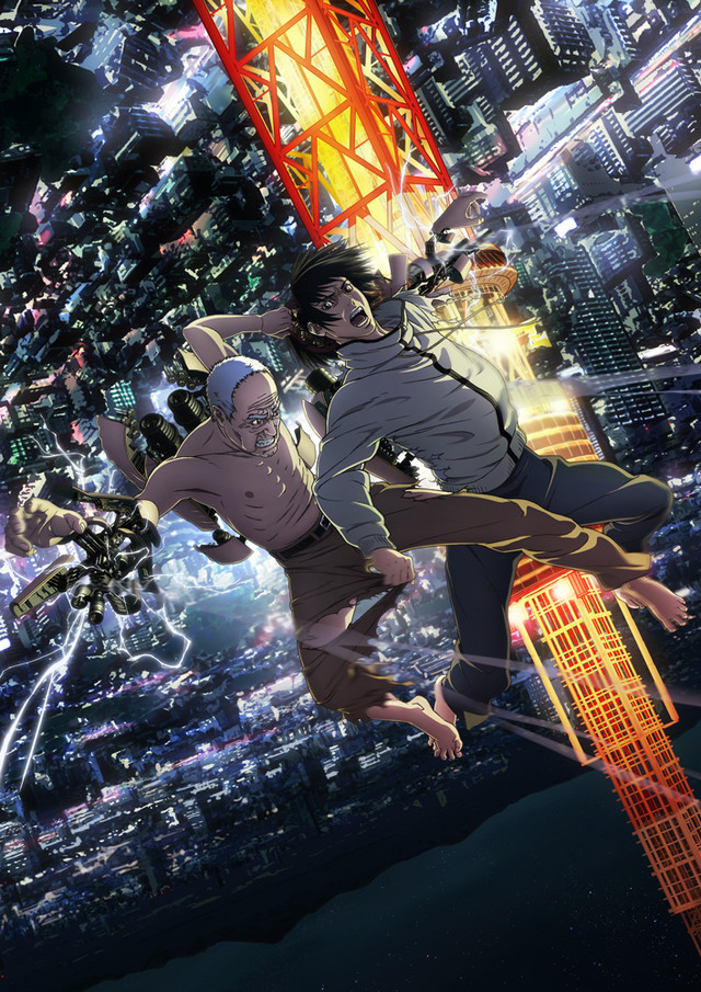 15 [Similar Anime] Like Inuyashiki: Last Hero