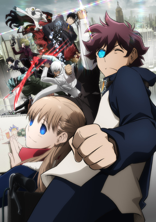 11 [Similar Anime] Like Blood Blockade Battlefront & Beyond