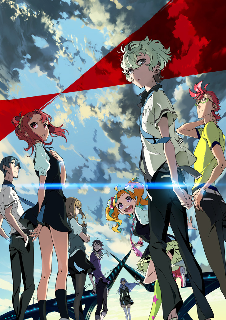 15 [Similar Anime] Like Kiznaiver