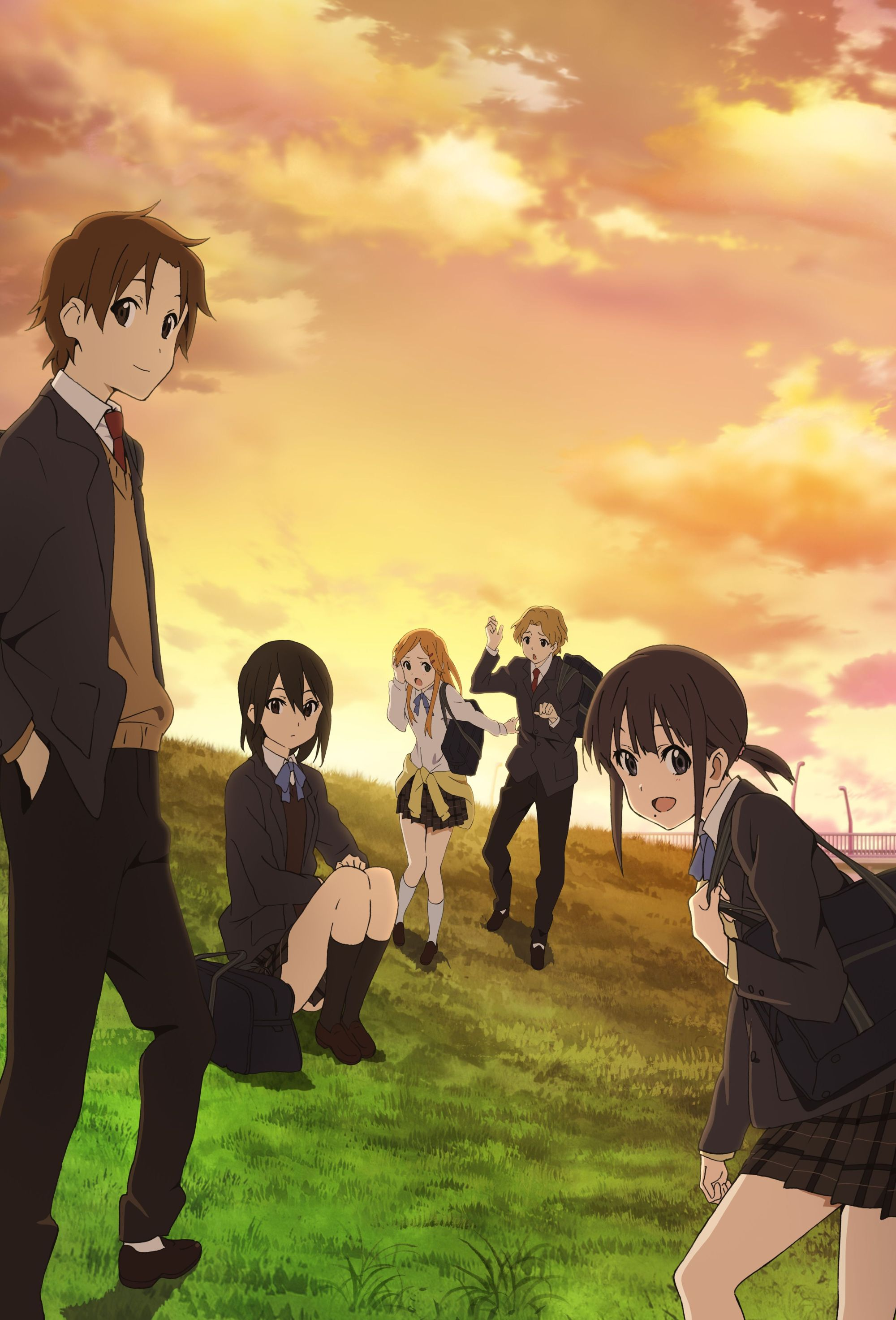 15 [Similar Anime] Like Kokoro Connect