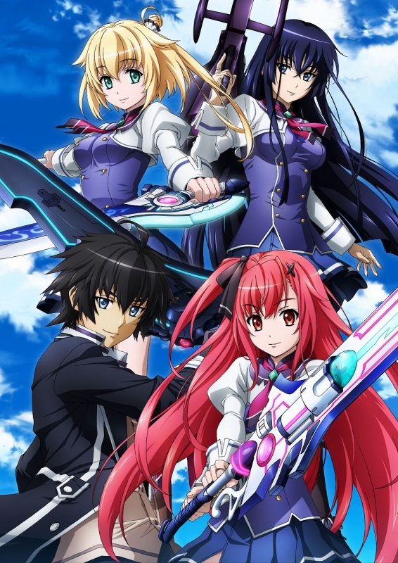 15 [Similar Anime] Like Sky Wizards Academy