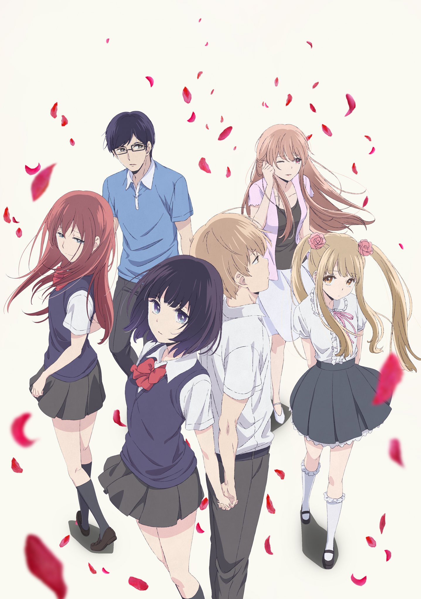 15 [Similar Anime] Like Scum's Wish