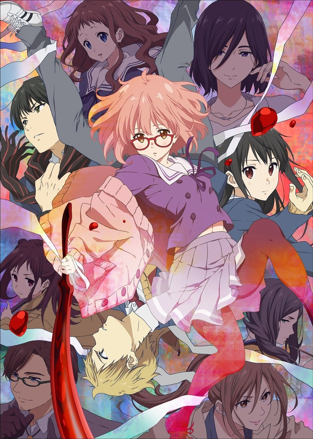 15 [Similar Anime] Like Beyond the Boundary