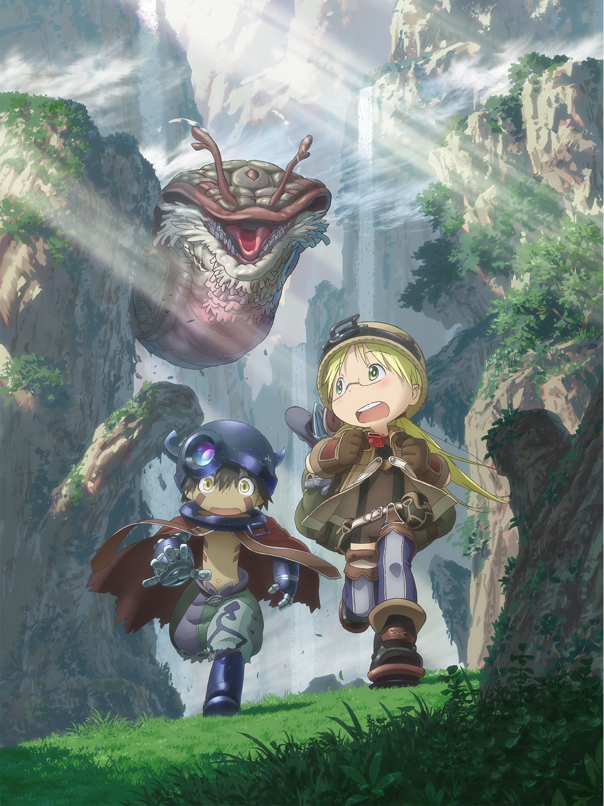 25 [Similar Anime] Like Made in Abyss