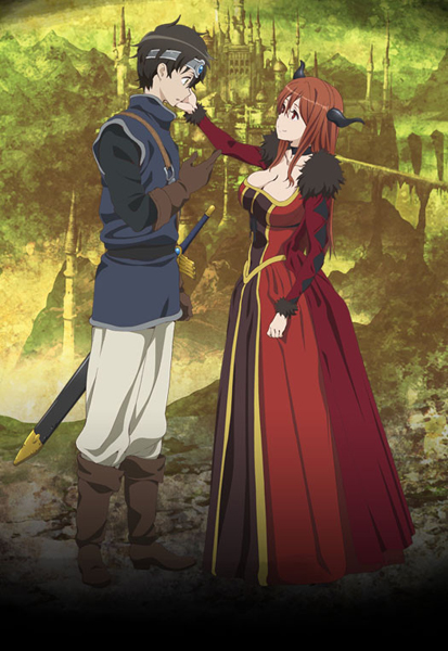 15 [Similar Anime] Like Maoyu ~ Archenemy & Hero