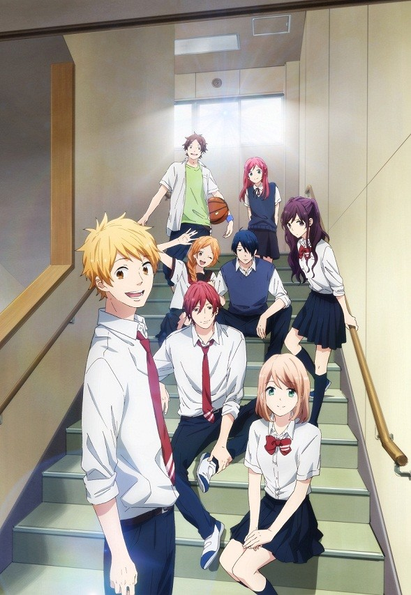 15 [Similar Anime] Like Rainbow Days