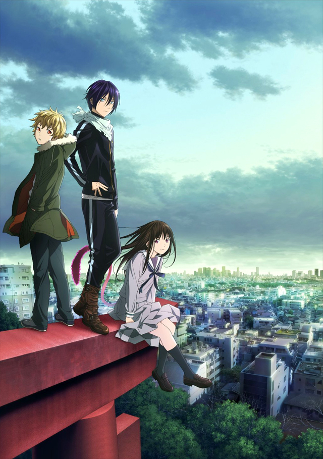 15 [Similar Anime] Like Noragami: Stray God