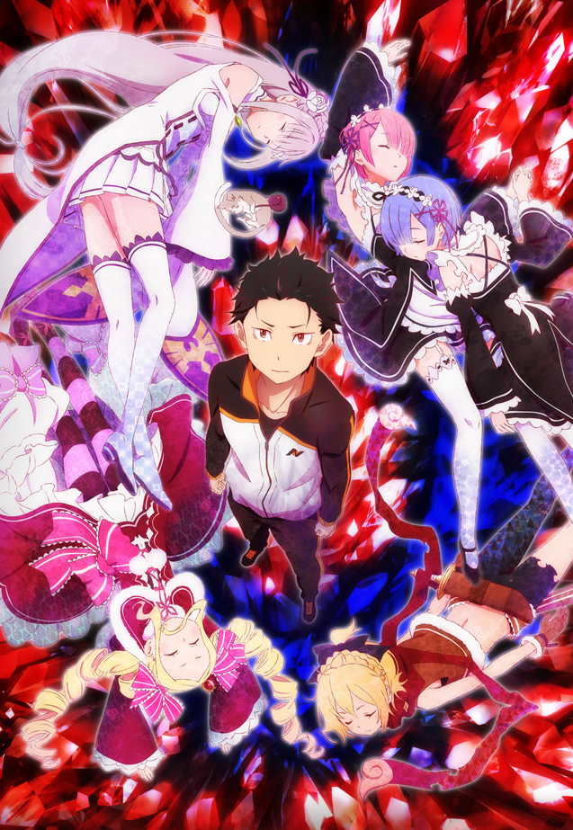 [10 Similar] Anime Like Re:ZERO -Starting Life in Another World-