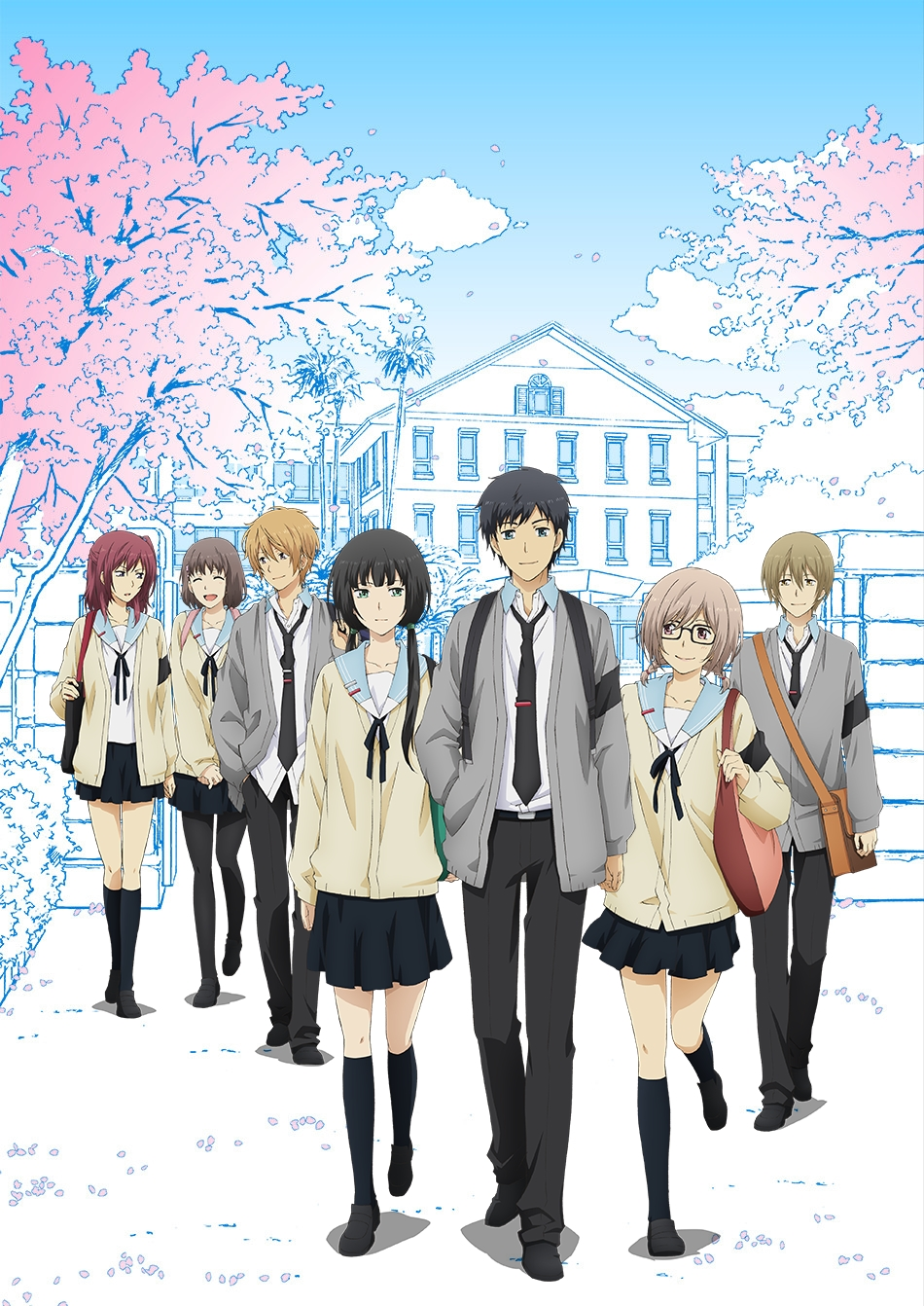 15 [Similar Anime] Like ReLIFE