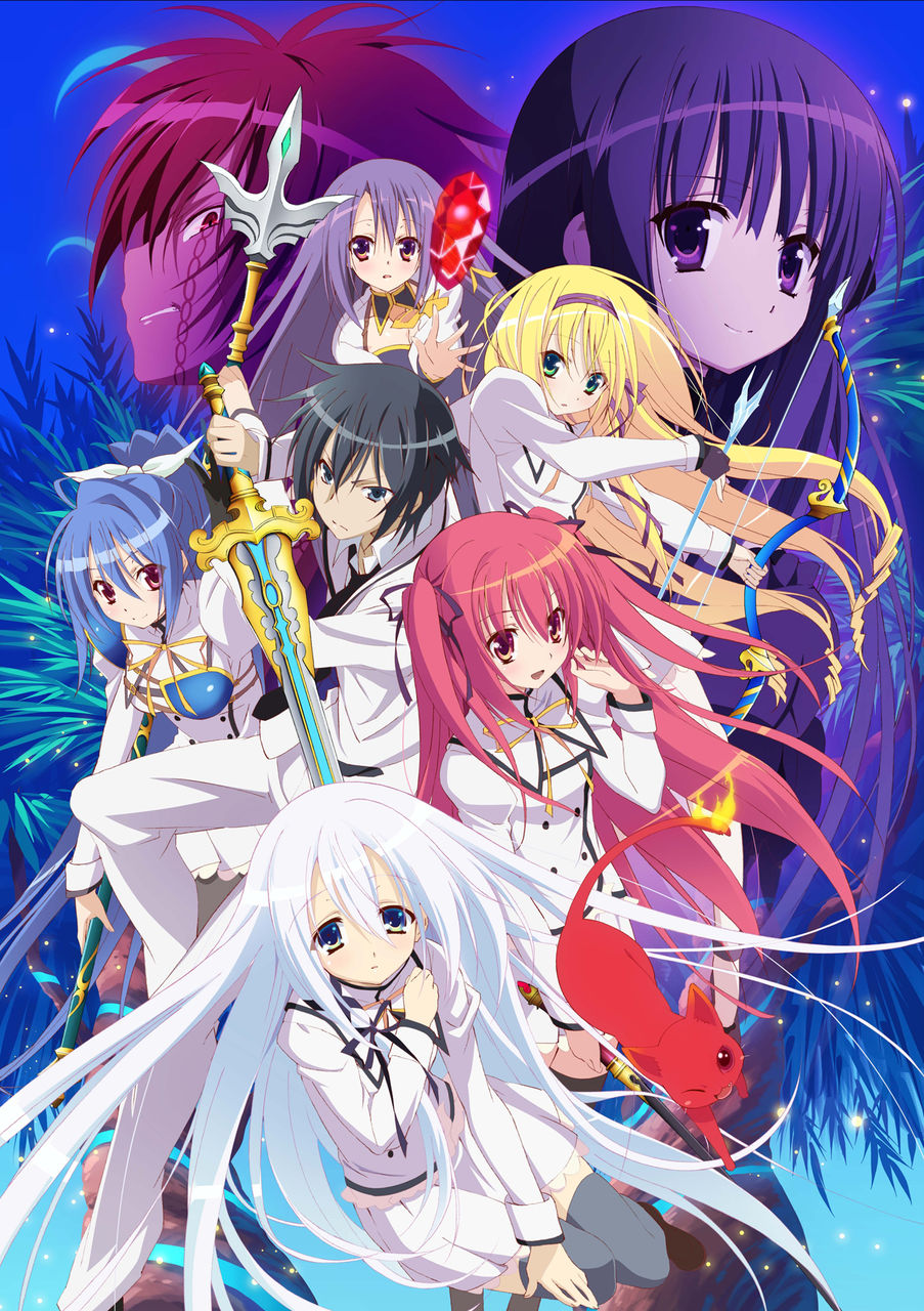 15 [Similar Anime] Like Blade Dance of the Elementalers