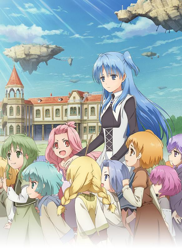 15 [Similar Anime] Like WorldEnd: What do you do at the end of the world? Are you busy? Will you save us?