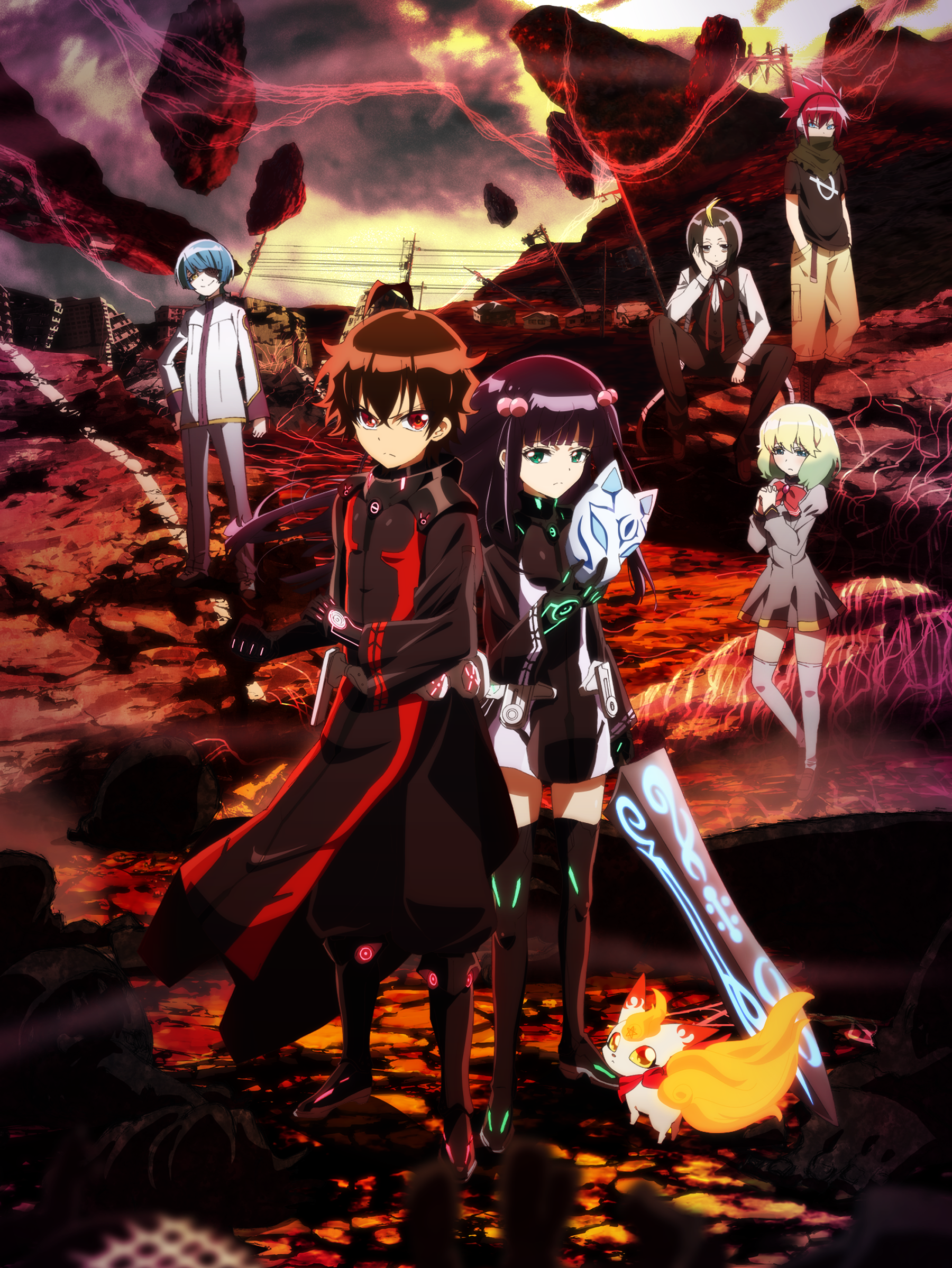 15 [Similar Anime] Like Twin Star Exorcists