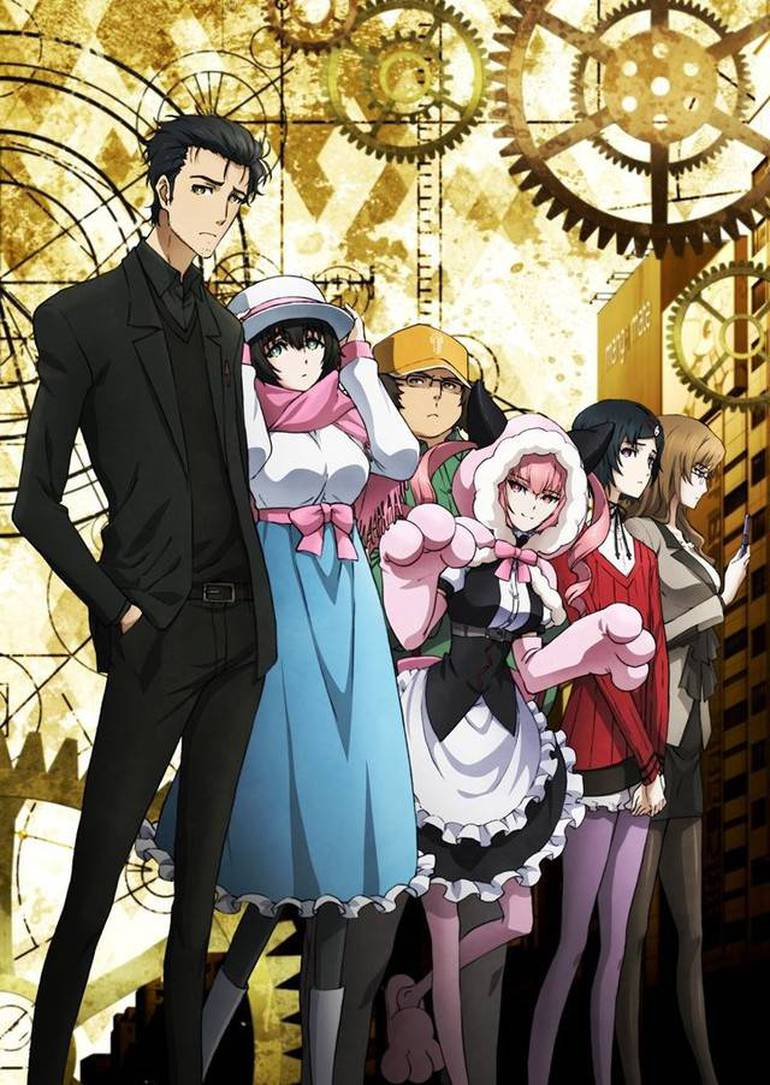 7 [Similar Anime] Like Steins;Gate 0