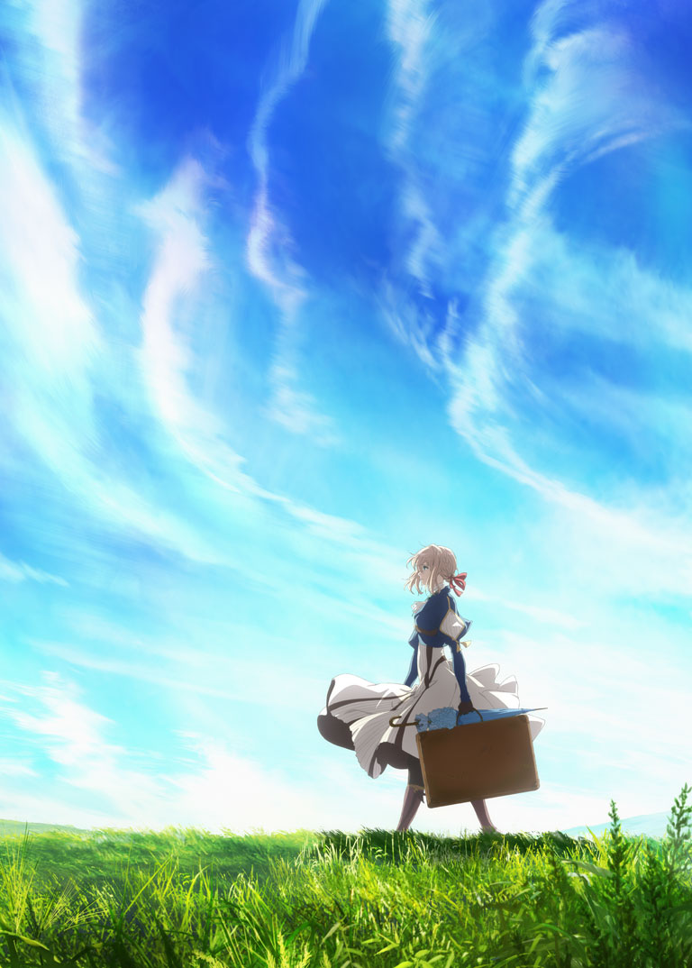 25 [Similar Anime] Like Violet Evergarden