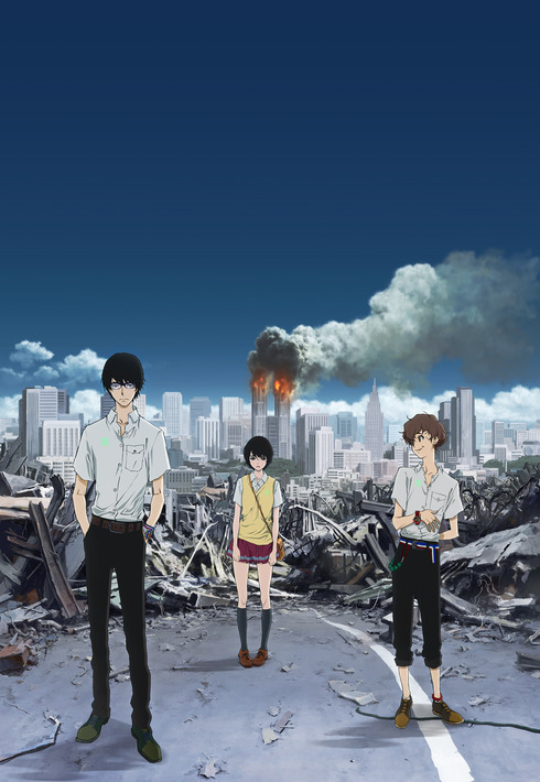 15 [Similar Anime] Like Terror in Resonance