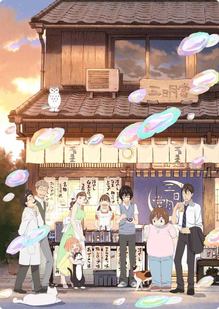 12 [Similar Anime] Like March Comes In Like A Lion 2nd Season