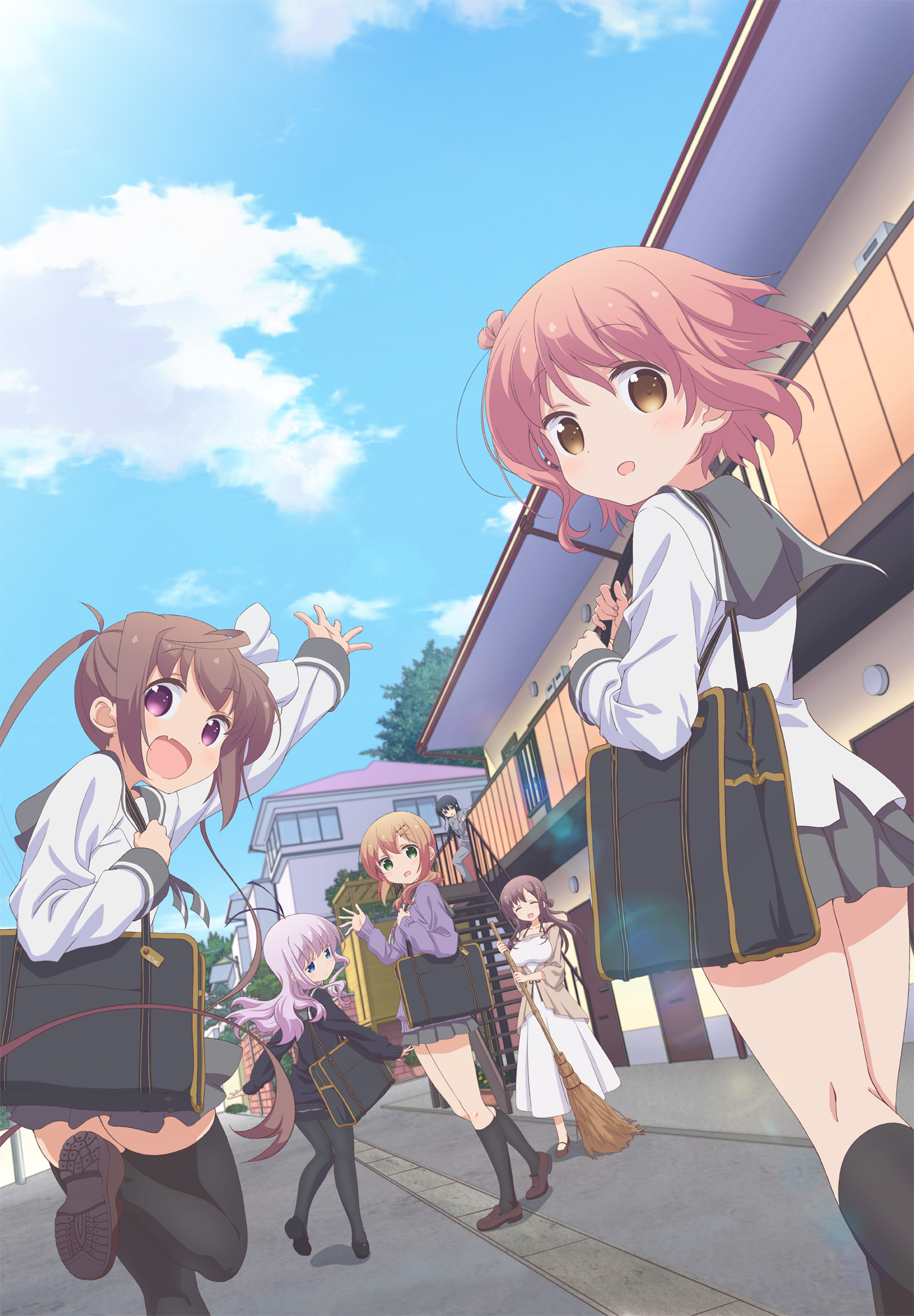 17 [Similar Anime] Like Slow Start