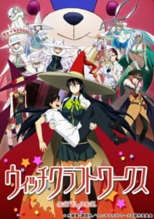 15 [Similar Anime] Like Witchcraft Works