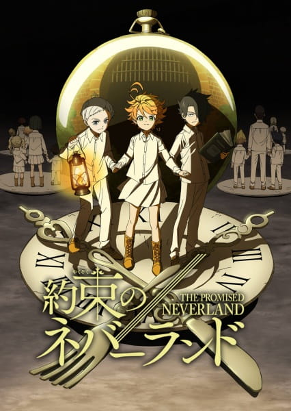 25 [Similar Anime] Like The Promised Neverland