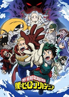 9 [Similar Anime] Like My Hero Academia 4