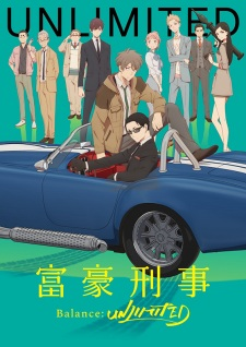 16 [Similar Anime] Like The Millionaire Detective – Balance: UNLIMITED